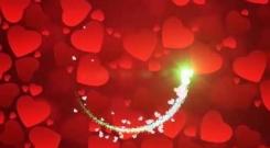 Embedded thumbnail for Футаж Сердца и Светящийся Луч скачать бесплатно