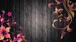 Embedded thumbnail for Футаж Фон Гранж Цветочный Магический Узор скачать бесплатно